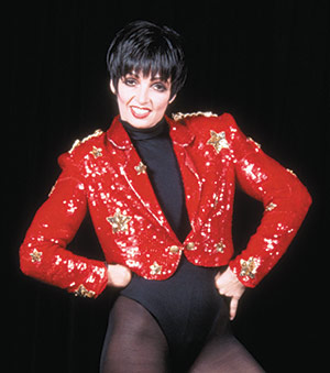 SUZANNE-GOULET-as-Liza-Minelli