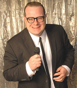 Drew Carey Lookalike