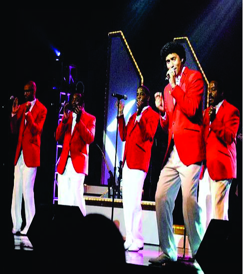 Legacy Of The Temptations